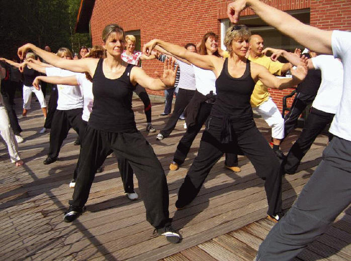 Authentisches Tai Chi Yang Stil
